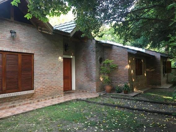 Casa En Alquiler En Parque Leloir