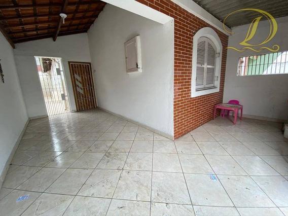 Casa Com 2 Dormitórios À Venda, 70 M² Por R$ 235.000 - Aviação - Praia Grande/sp - Ca0135