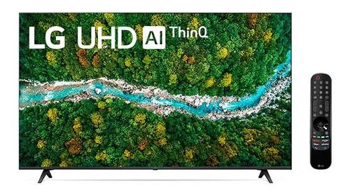 Imagem 1 de 4 de Smart Tv Led 55up775055 55 Polegadas Uhd 4k LG