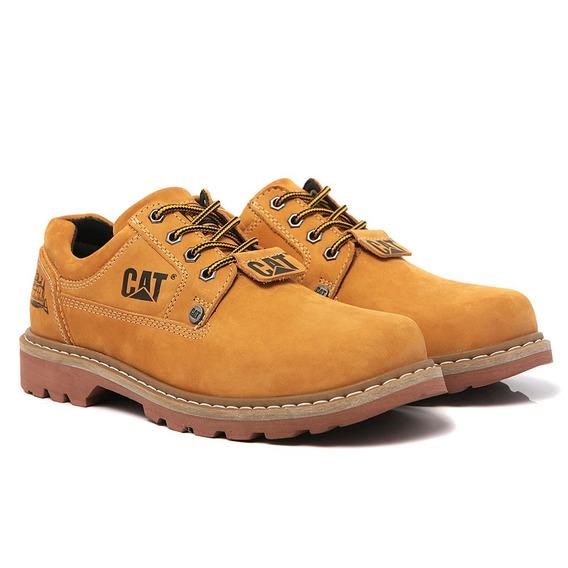 Sapato Caterpillar Original Couro - Cat900