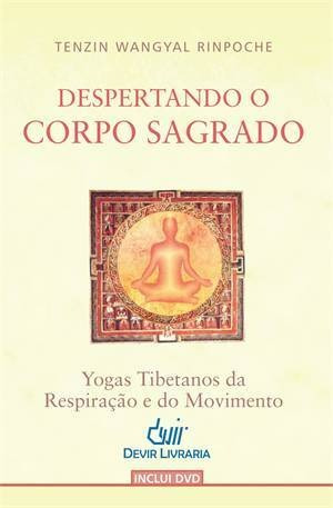 Livro Livro Despertando O Corpo Sagr Rinpoche, Tenzin W