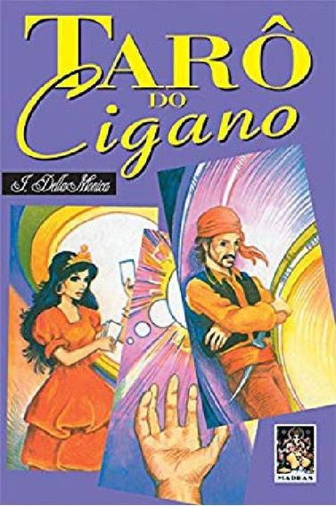 Livro Tarô Do Cigano
