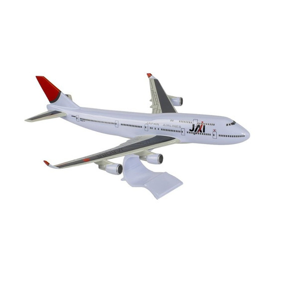 Maquete Boeing 747-400 Japan Airlines