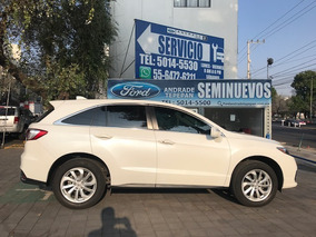 Acura Rdx 3.5 L At 2016 Blanco
