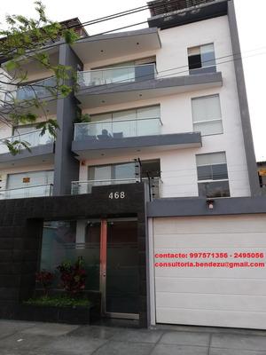 Ocasion-venta De Duplex En Jacaranda-casuarinas, S De Surco