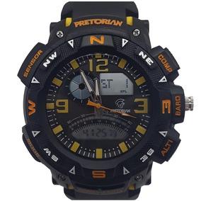 Relógio Pretorian Masculino Wprt-06-2, C/ Garantia E Nf