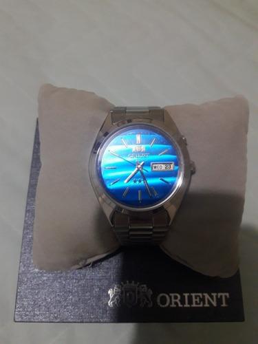 Relógio Orient Masculino  Automatico Com Nota Fiscal