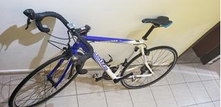 Bicicleta Ruta Venzo Phoenix Rodado Usada