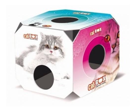 Brinquedo Arranhador Furacão Pet Cat Box