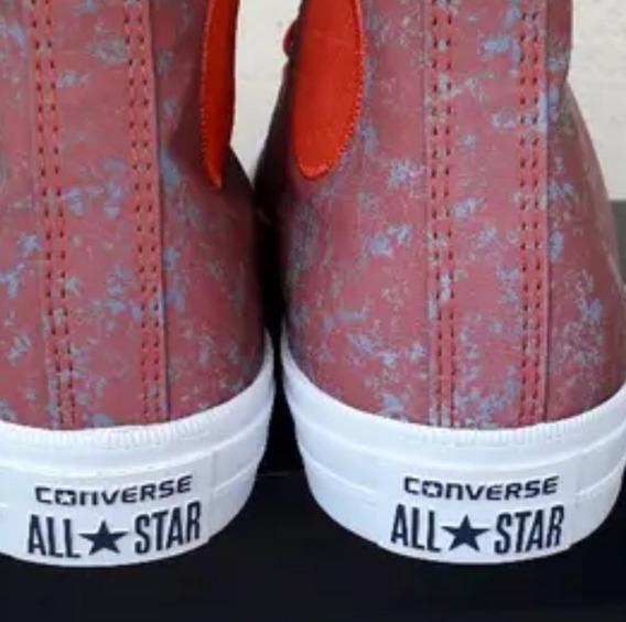 Zapatillas Converse All Star Chuck Taylor - T39/40 Naranja