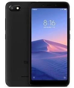 Smartphone Xiaomi Redmi 6a Dual Sim 16gb 5.45 13mp - Preto