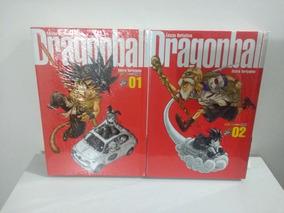 Dragon Ball Kanzenban 1 - 2 Novo E Lacrado