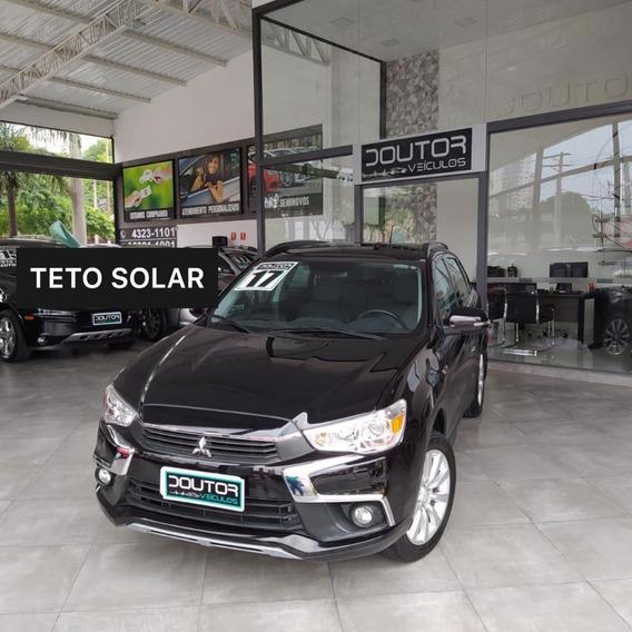 Mitsubishi Asx 2.0 4x4 Awd Gasolina Automático 2017 / Asx 17