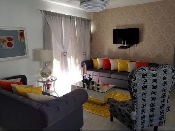 Rivera Colonial - Santo Domingo Este-alquiler apartamento