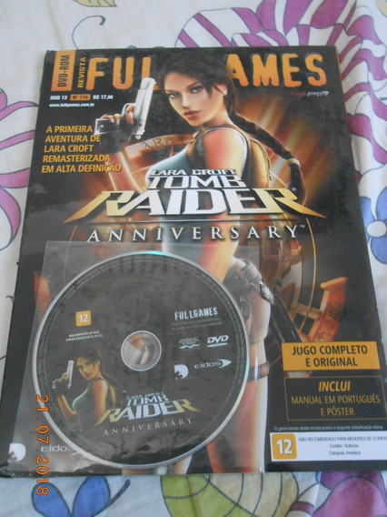 Tomb Raider Anniversary ( Game Pc ) - Fullgames - Lacrado