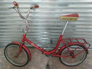 Bici Retro Año 1970..de Coleccion... Muy Cuidada..