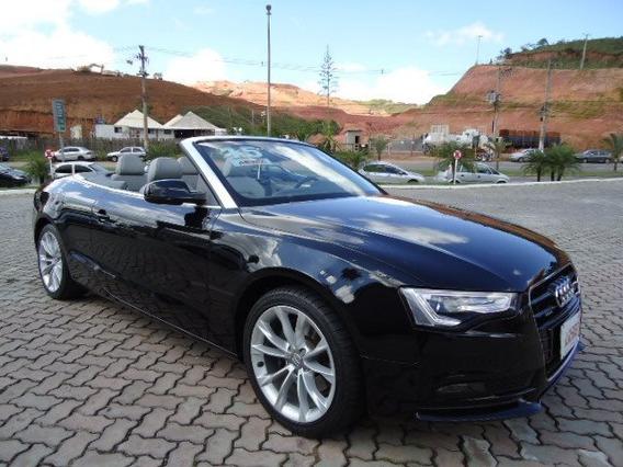 Audi A5 2.0 Tfsi Cabriolet Ambition 16v Gasolina 2p