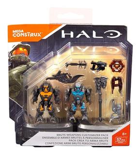 Brute Weapons Customizer Pack Halo Mega Construx Ugo