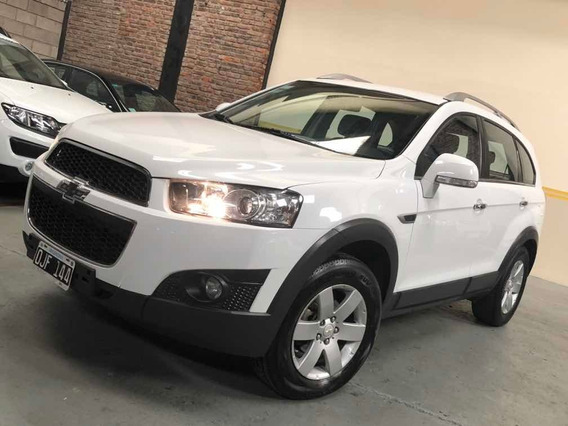 Chevrolet Captiva 2.4 Lt Mt Awd 167cv 2015 7 Asientos