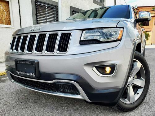 Jeep Grand Cherokee 3.6 Limited V6 4x2 At 2014 Autos Puebla