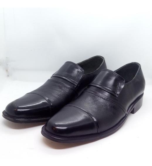 Zapatos Hombre Cuero Careva Art 7018 Zona Zapatos