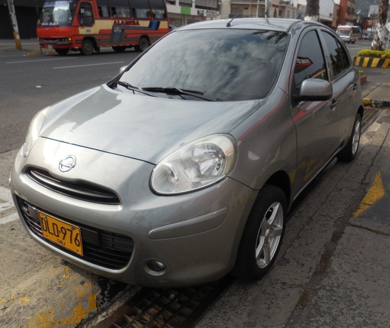 Nissan March 2012 Hb 1,6 5p