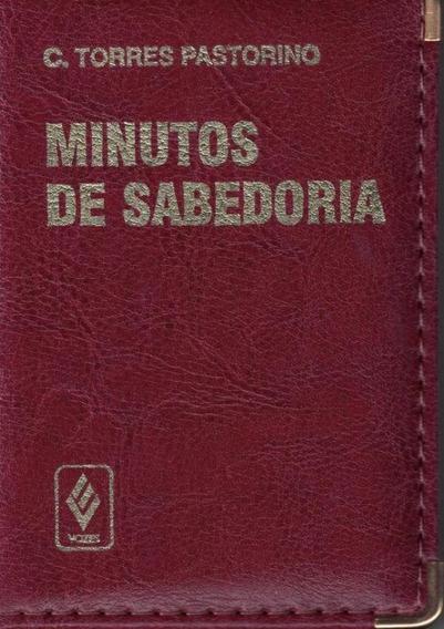Minutos De Sabedoria Luxo - Conhaque - 42ª Ed
