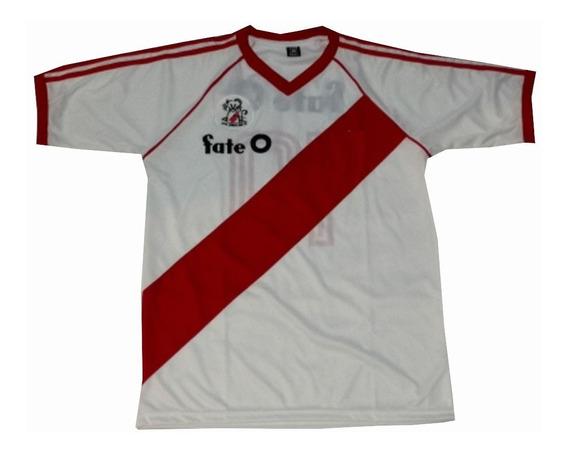 River Plate Retro Titular 1986 Fate O Campeon De Todo