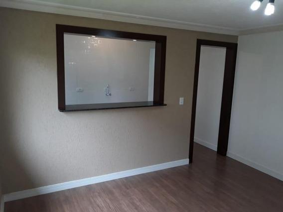 Apartamento Para Venda Em São José Dos Pinhais, Aristocrata, 2 Dormitórios, 1 Banheiro, 1 Vaga - L1054_2-927618