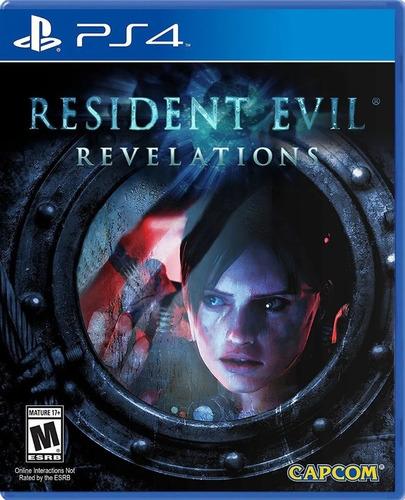 Juego Resident Evil: Revelations Ps4 Fisico Nuevo