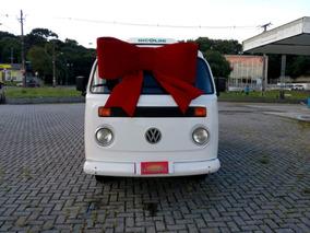Volkswagen Kombi 1.6 Mi Furgão 8v Gasolina 3p Manual