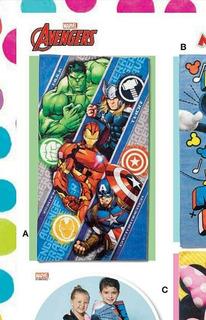 Toalla De Avengers