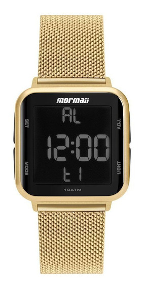 Relógio Unissex Mormaii Digital Mo6600ah/8d