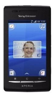 Sony Xperia X8 E15a Single 3g Preto Vitrine 2
