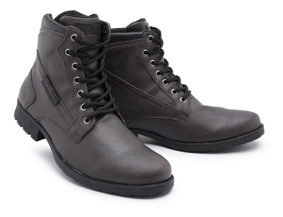 Bota Coturno Casual Sapato Lançamento Exclusivo 1005
