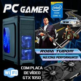 Pc Gamer Intel Core I5 8gb 1tb Gtx 1050 Ti *pubg*fortnite*