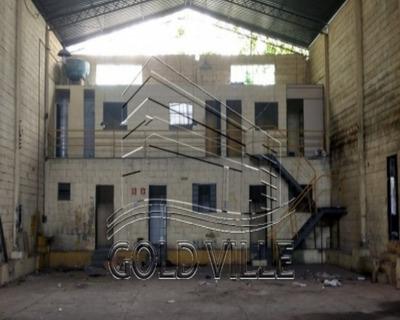 Galpão Industrial Para Locação, São Pedro, Osasco - Ga1071. - Ga1071