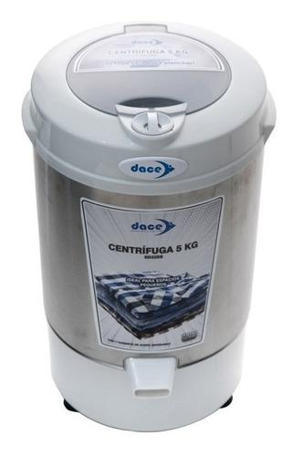 Imagen 1 de 4 de Centrifugadora De Ropa Dace 5 Kg Sd33ss 3200 Rpm Acero Inox