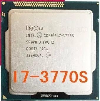 Processador Intel Core I7 3770s/3,10ghz/4 Nucleos Impecavel!