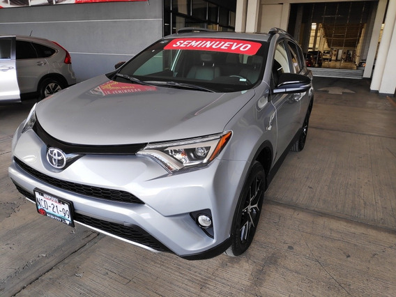 Toyota Rav4 2.5 Se 4wd At 2018