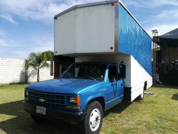 Chevrolet 3500 Mudancera