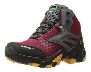 Bota Hi Tec Flash Fast Hike I Waterproof Hombre Impermeable