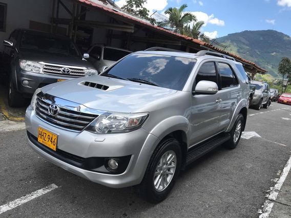 Toyota Fortuner 3.0 Diésel 4x4 Aut