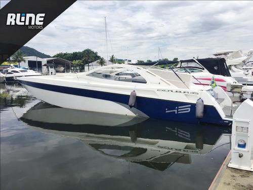 Lancha Excalibur 45 Offshore Intermarine