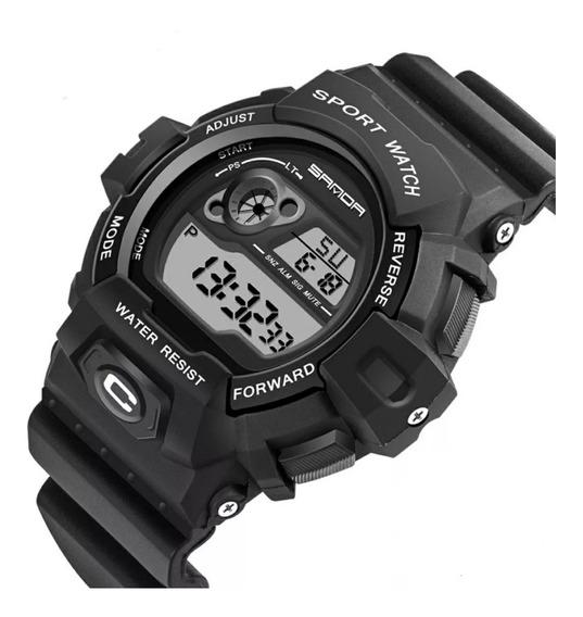 Relógio Masculino Digital Esportivo Militar C- Shock Sanda