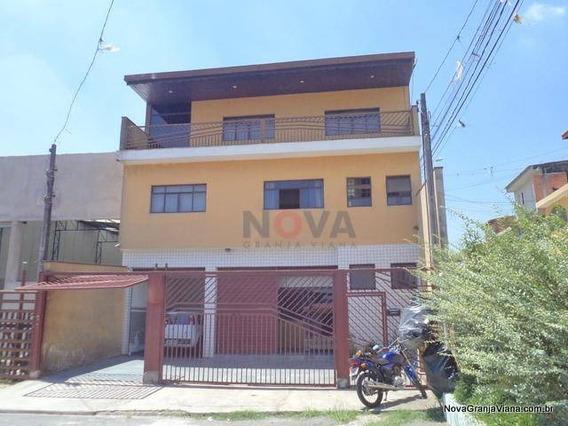 Galpão Comercial Para Locação, Jardim São João, Jandira - Ga0011. - Ga0011