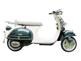 Moto Scooter Zanella Mod 150 Retro Siambretta Vintage 0km