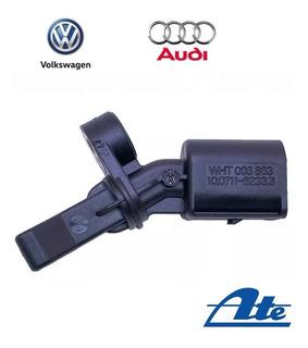 Sensor Abs Vw Original Ate Gol Fox Up Saveiro Polo Golf Audi A1 A3 Seat Ibiza Cordoba Wht003863 Traseiro Esquerdo