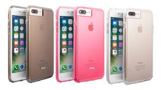 Funda iPhone 6 7 8 7p 8 Plus X 10 Case Transparente Roar
