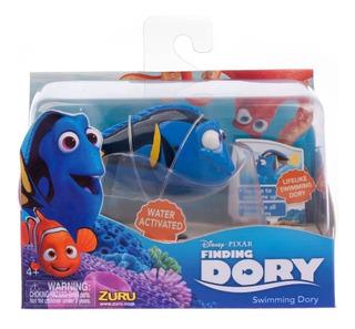 Dory Buscando A Nemo Pez Nadador Zuru Original Chiquilandia